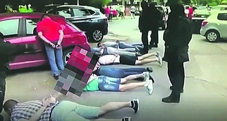 Skaljarski klan hapsenje 01_foto Blic