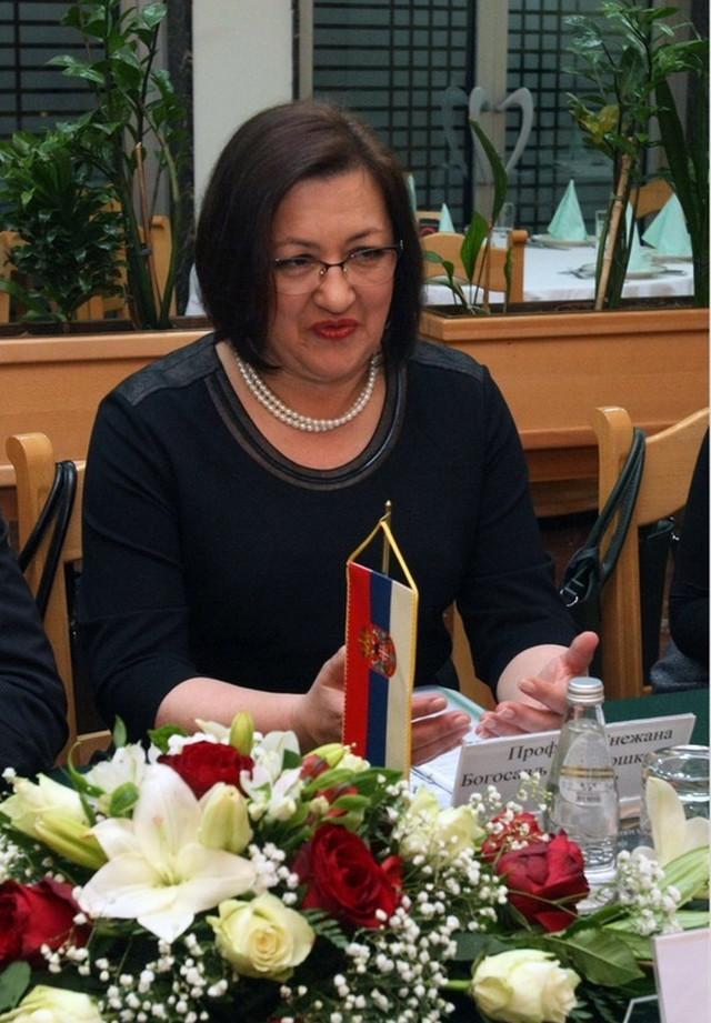 Snežana Bogosavljević Bošković
