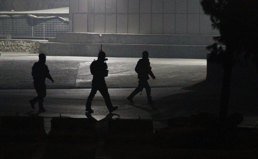 Armed men attacked Intercontinental hotel in Kabul