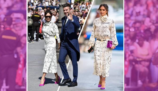 Viktorija Bekam i njen suprug Dejvid Bekam su godinama među najbolje odevenim parovima sveta