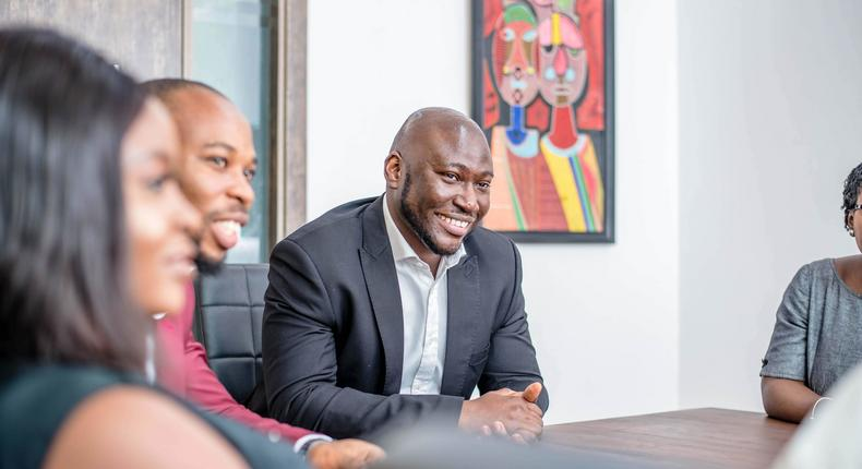 BISSA chats with Dr Abasi Ene-Obong, the founder of 54gene (54gene)