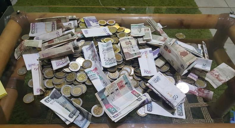 Saving money(52-week Savings Challenge Kenya)