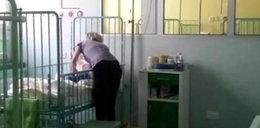 Dziecko leżało w odchodach. Zwolniony dyrektor szpitala odpowiedział pozwem!