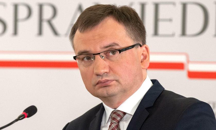 Zbigniew Ziobro skomentował zatrzymania