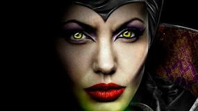 Angelina Jolie jako Czarownica