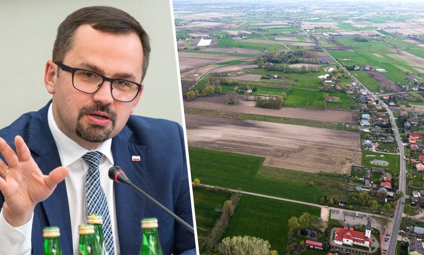 Marcin Horała, sekretarz stanu w Ministerstwie Infrastruktury i pełnomocnik rządu ds. Centralnego Portu Komunikacyjnego dla RP.