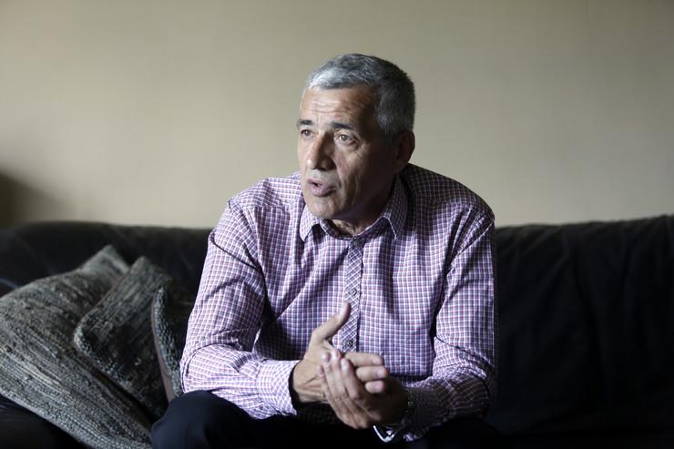 Oliver Ivanović ubijen je sa šest metaka  u leđa ispred prostorija stranke u Severnoj Mitrovici
