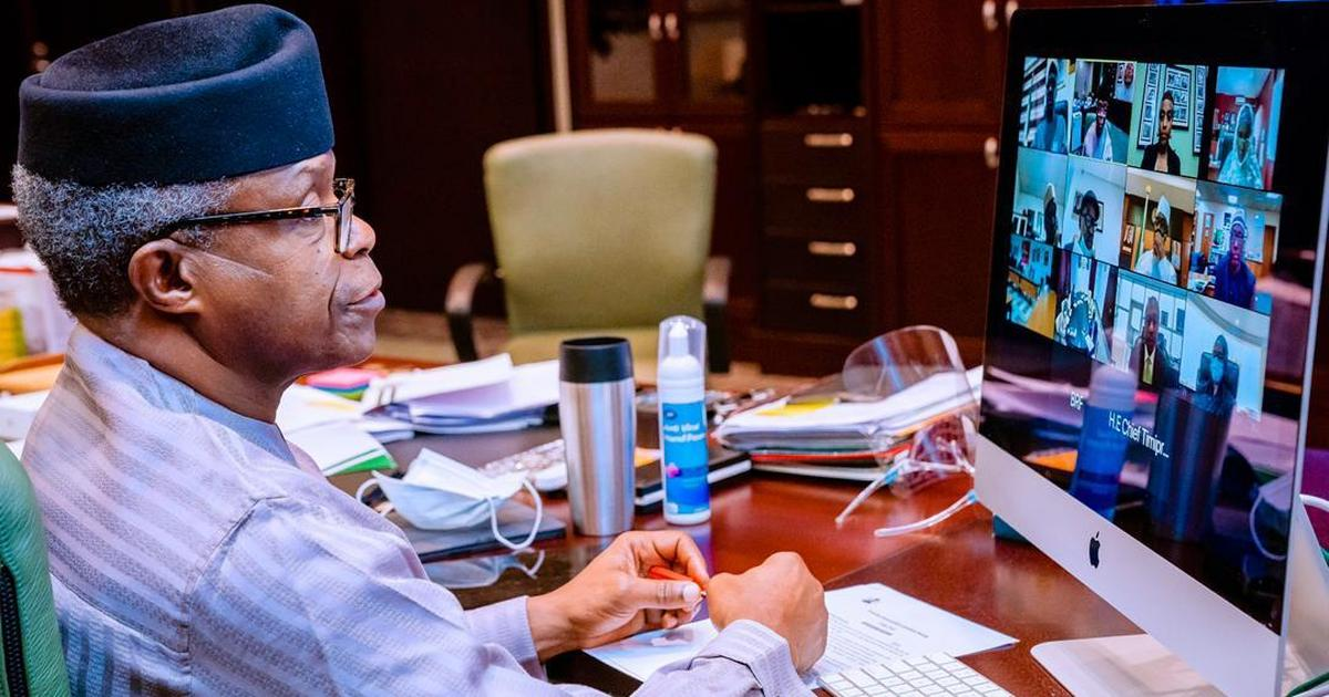 Osinbajo says Africa should use AfCFTA as template for trade negotiations with rest of the world [ARTICLE]