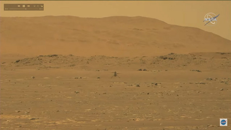 Ingenuity na Marsie