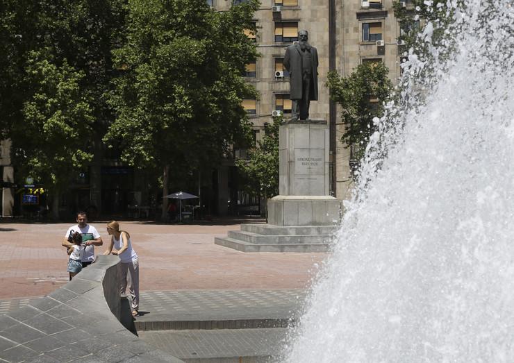 Vrućine u Beogradu