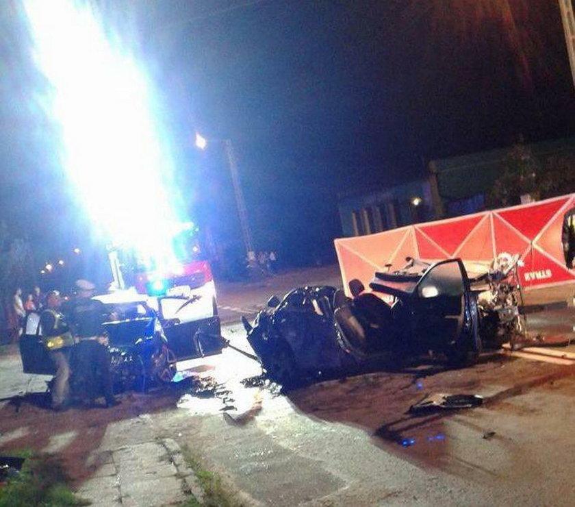 Kewin K. zabił trzy osoby w wypadku