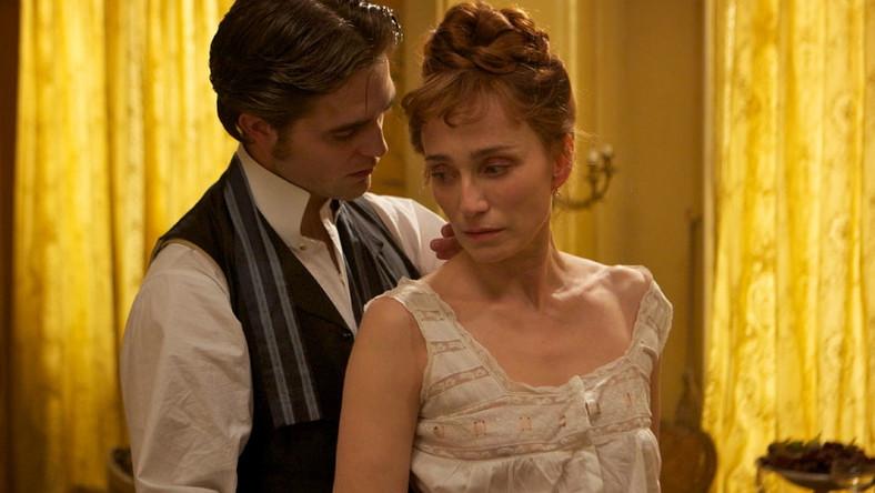 "Robert Pattinson to ""Uwodziciel"" (""Bel Ami"")"