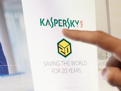 Kaspersky jest podejrzewany o to, że współpracuje z rosyjskim wywiadem