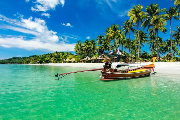 Tajland u ponudi Travellanda