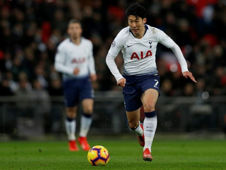 Son Heung-min was Tottenham's danger man against Watford