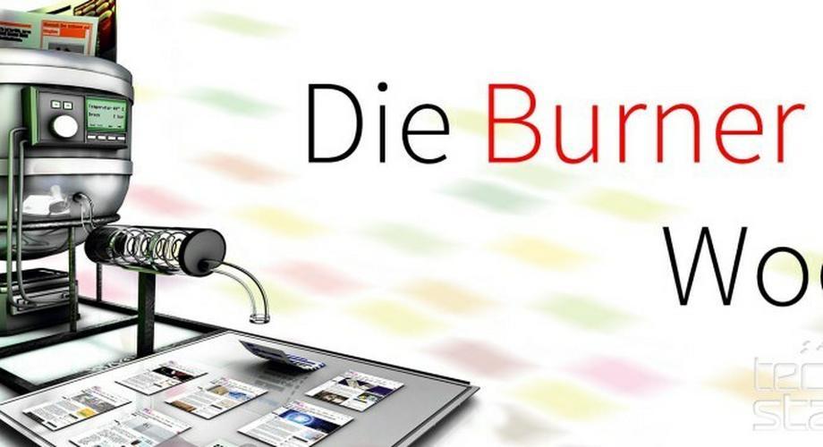 Burner der Woche: TechStage im Zeichen der Lumias