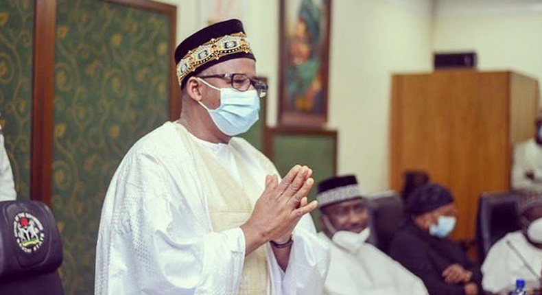 Governor Bala Mohammed of Bauchi State. [Channels TV]