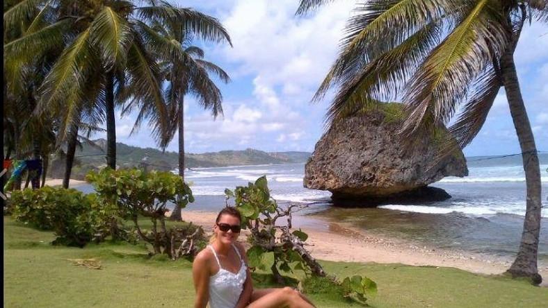 Tak Agnieszka Radwańska wypoczywa na Barbadosie