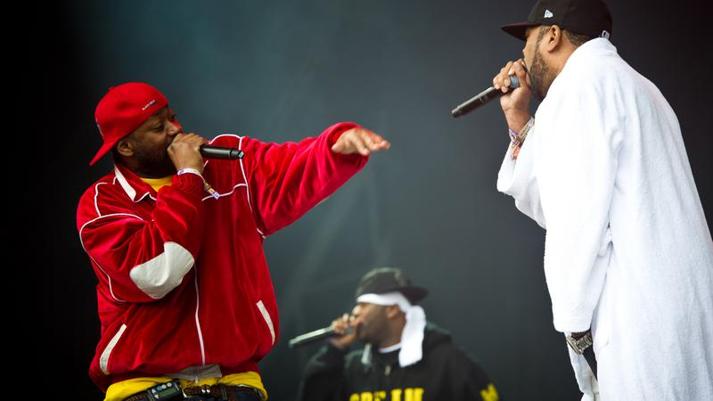 Wu-Tang Clan (fot. Getty Images)