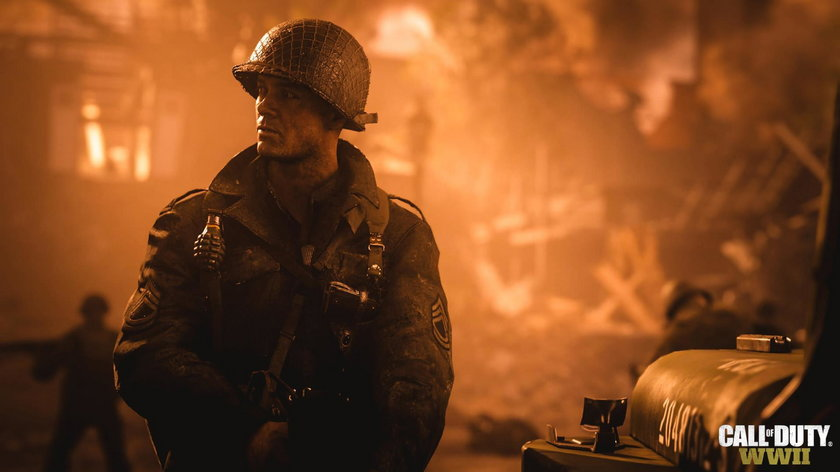 Call of Duty powraca w czasy II wojny!