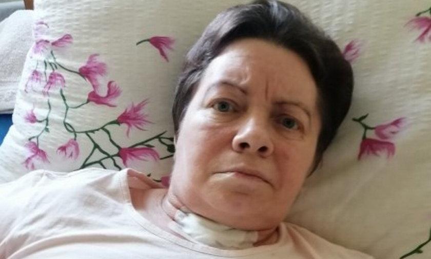 Jolanta Pawluś (57l.) z Sosnowca została ciężko raniona przez męża. Rodzina zbiera pieniądze na kosztowne leczenie sosnowiczanki.