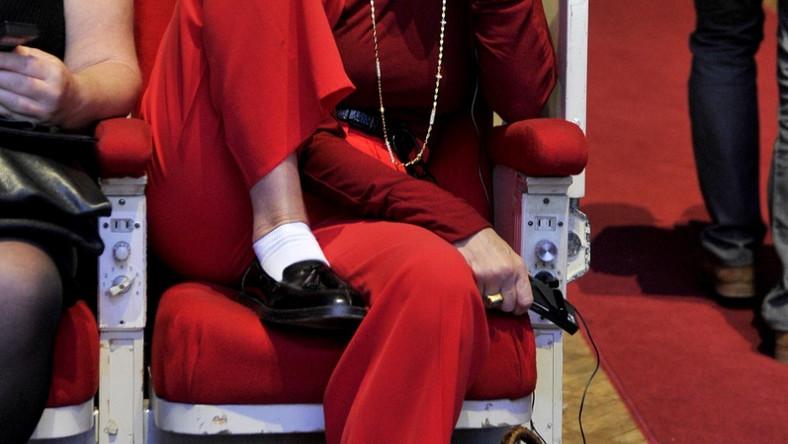 Sharon Stone zapomniała o dobrych manierach