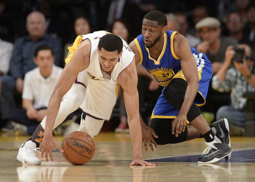 Koszykarze Los Angeles Lakers oskarżeni o napaść seksualną