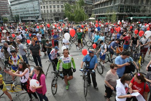 Biciklisti spremni za novu vožnju