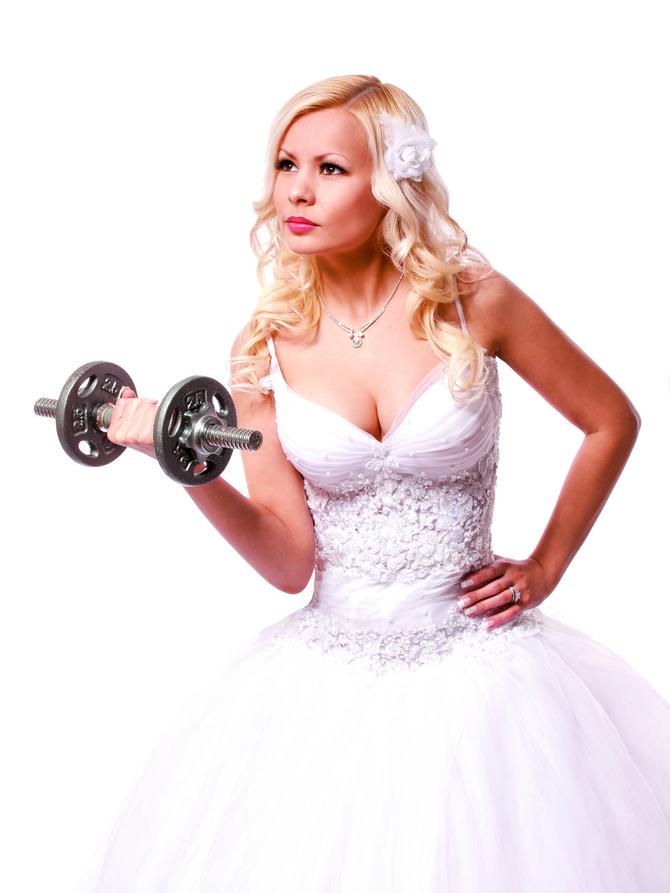 Odaberite prave vežbe za pravu venčanicu