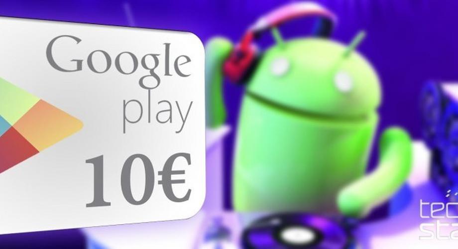Google Play Guthabenkarten: Ab heute im Handel?