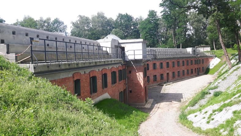 "Krakowski fort ""Łapianka"""