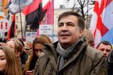 Mihail Sakašvili AP