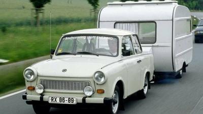 Trabant, Wartburg i towarzysze - samochody z NRD