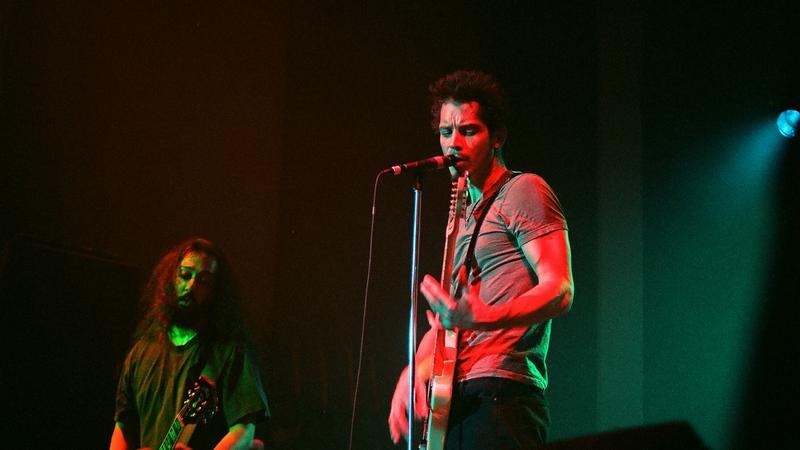 Soundgarden (fot. Grzegorz Kszczotek)