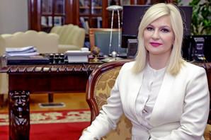 """SUROVA MOTIVACIONA PORUKA """"ORLOVIMA"""" Zorana Mihajlović je poslala pismo reprezentativcima, ali i celoj naciji /FOTO/"""