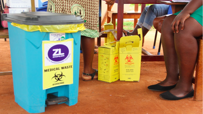 Handling of medical waste by Zoomlion has boosted our morale — Goaso Medical Superintendent