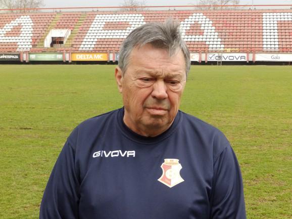 Trener napadnutog fudbalera