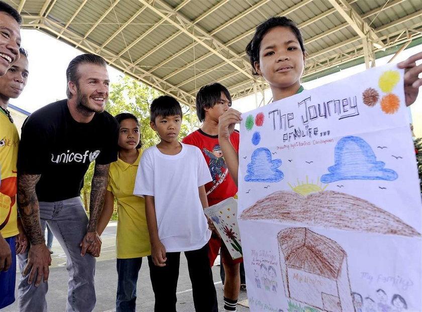 Beckham na Filipinach