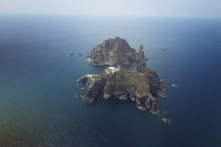ostrva dokdo