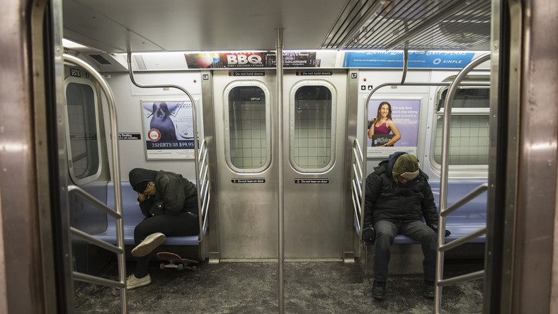 Cuomo mocks MTA's use of tide to clean subway, but riders shrug