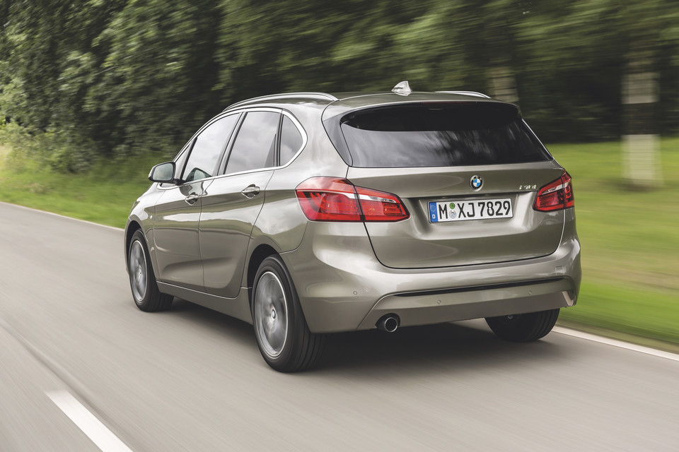 BMW 218i Active Tourer – 100 tys. km