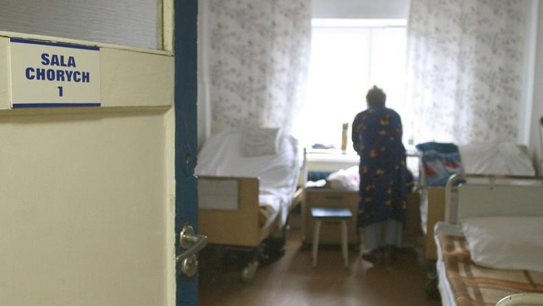 Samobójstwa w szpitalach