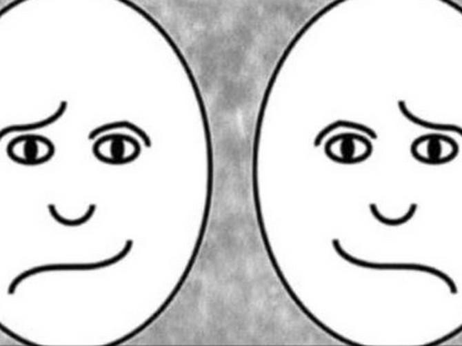 Izaberite koja je od ova dva lica SREĆNIJE: Vaš odgovor otkriva VAŽNU STVAR o vama