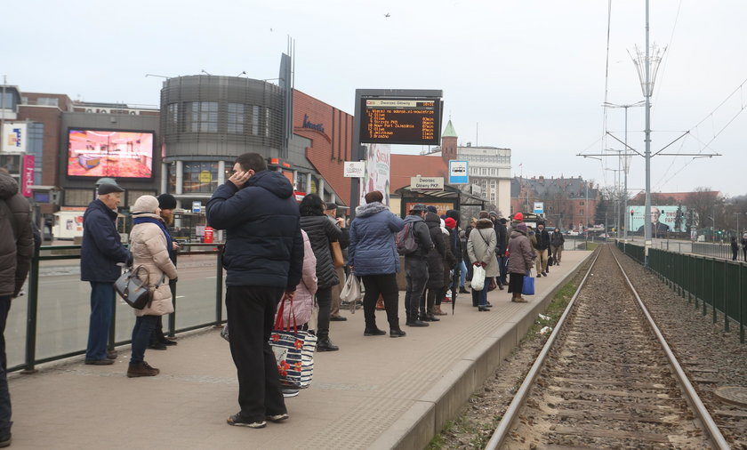 Komunikacja miejska w Gdańsku