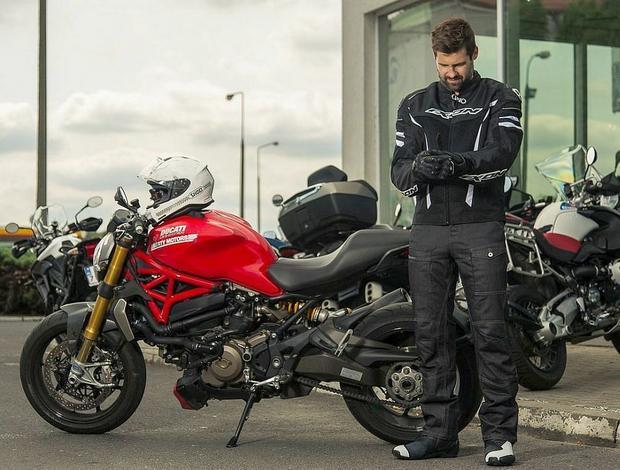 Motocyklowe jeansy Ixon Sawyer