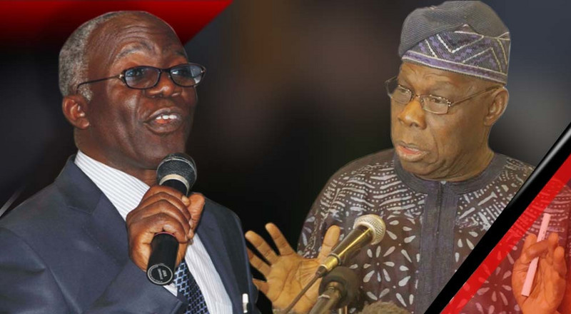 Falana says Obasanjo's comment on Kashamu was veiled with hypocrisy