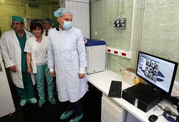 Otvaranje prve banke reproduktivnih ćelija