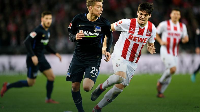 FC Koeln - Hertha Berlin