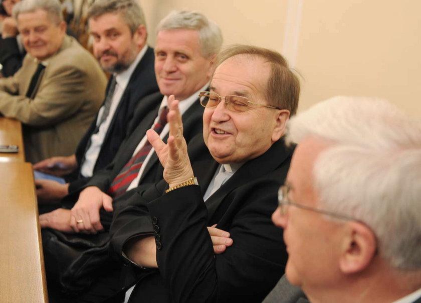 Tadeusz Rydzyk w sejmie