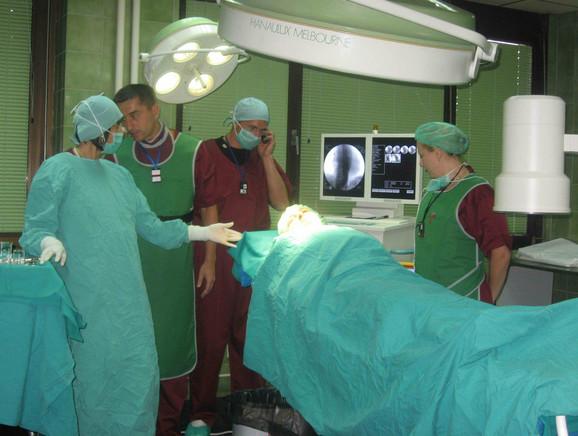 U pejsmejker centru do sada obavljeno oko 200 operacija